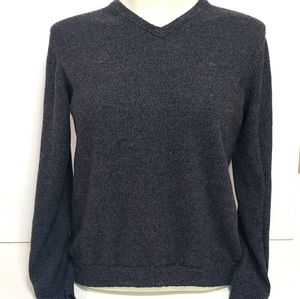 Calvin Klein Gray Wool Sweater